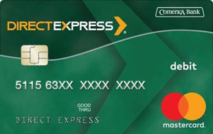 Direct Express Card 1